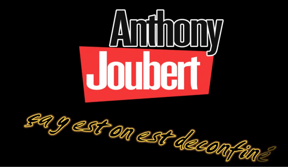 ON EST DE CONFINE (parodie anthony joubert)